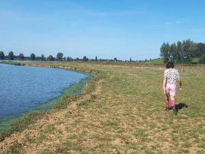 Wandeling langs de Maas