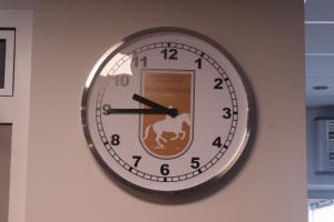 Nieuwe klok